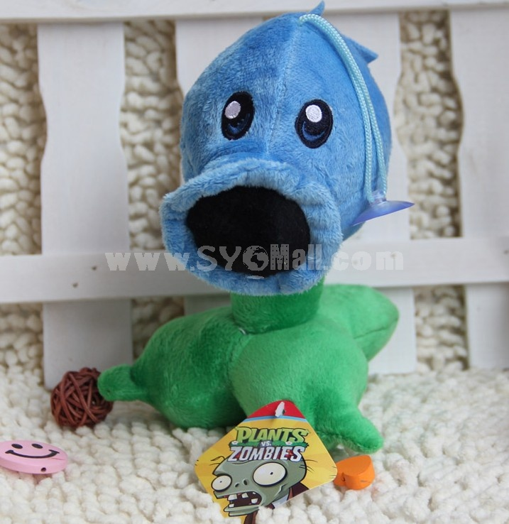 Lovely Plants vs Zombies Plush Toy 17*10CM