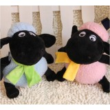 Wholesale - Shaun The Sheep Plush Toys Stuffed Animals Set 3Pcs 18cm/7Inch Tall