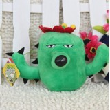 Wholesale - Plants VS Zombies Plush Toy Stuffed Animal - Cactus 16CM/6.3Inch Tall