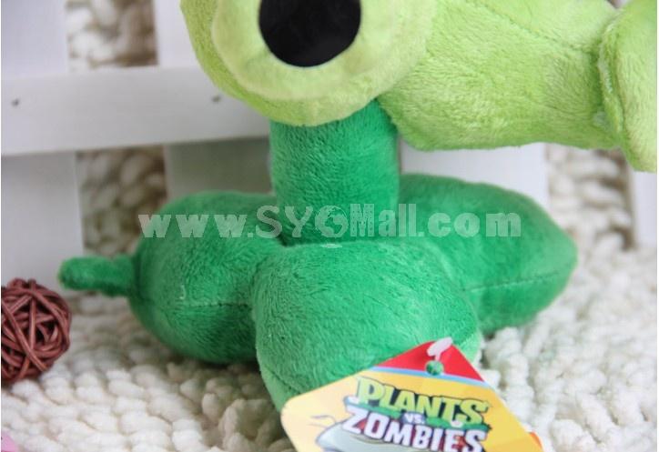 Cute Plants vs Zombies Series Plush Toy 14*10CM