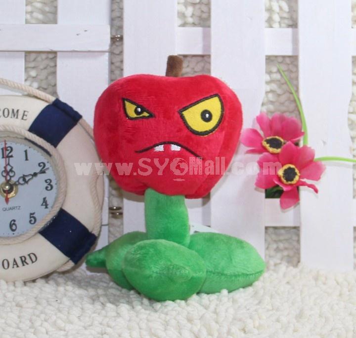 Cute Plants vs Zombies Series Plush Toy 17*10CM
