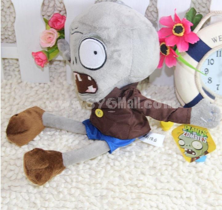 Cute Plants vs Zombies Series Plush Toy 28*10CM