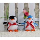 Wholesale - Penguins Plush Toy Set 4PCs 15CM/6Inch Tall