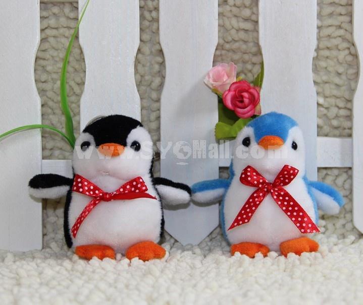 Cute Penguins Plush Toy Set 4PCs 14*10CM