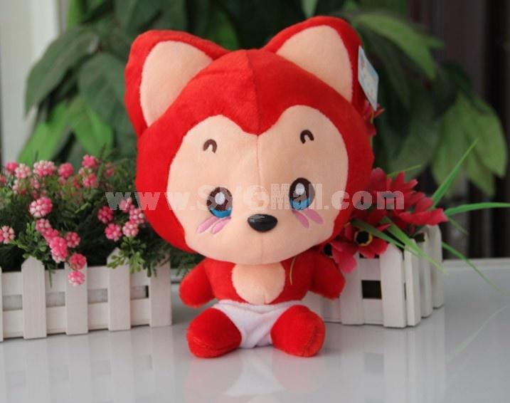 Cute Ali Plush Toy Set 2PCs 26*18CM