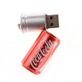 wholesale - Coca Cola/Pepsi/Beer Bottle Shape 8G USB Flash Disk