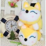 wholesale - Cartoon Yellow Ali Plush Cellphone Holder 18*12CM