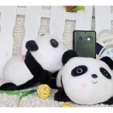 wholesale - Cartoon Panda Plush Cellphone Holder 18*12CM