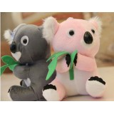 Wholesale - Cute & Novel Koala 12s Voice Recording Plush Toy 18*13cm 2PCs