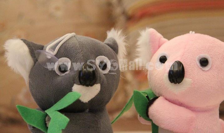 Lovely Koala 12s Record Function Plush Toy 18*13cm 2PCs