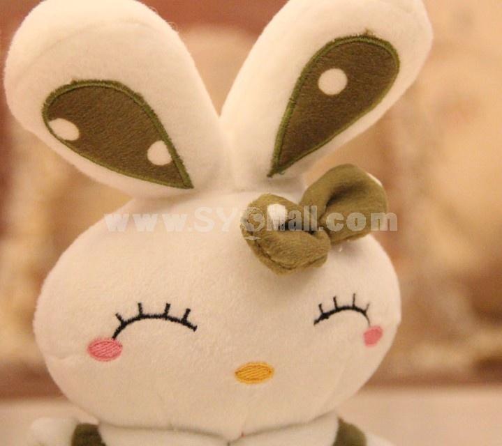 Lovely Rabbit 12s Record Function Plush Toy 18*13cm 2PCs