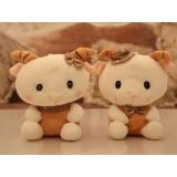 Wholesale - Cute & Novel Goat 12s Voice Recording Plush Toy 18*13cm 2PCs