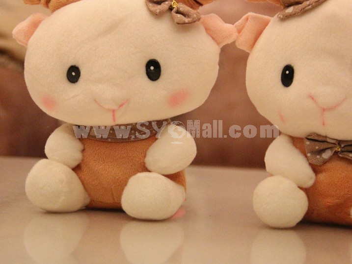 Lovely Goat 12s Record Function Plush Toy 18*13cm 2PCs