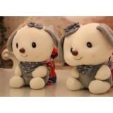 Wholesale - Cute & Novel Puppy 12s Voice Recording Plush Toy 18*13cm 2PCs