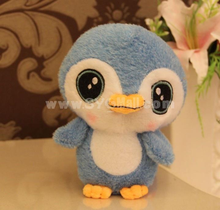 Lovely Penguin 12s Record Function Plush Toy 18*13cm