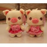 Wholesale - Cute & Novel Pig 12s Voice Recording Plush Toy 18*13cm
