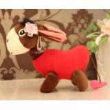 Wholesale - Cute & Novel Donkey 12s Voice Recording Plush Toy 18*13cm