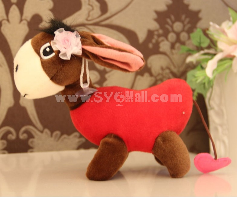 Lovely Donkey 12s Record Function Plush Toy 18*13cm