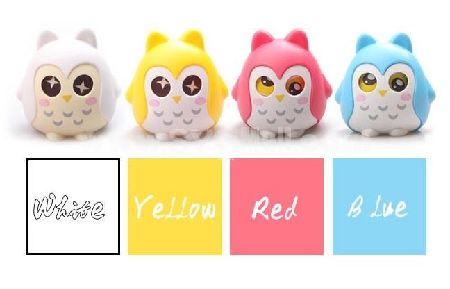 Night Owl Style Piggy Bank Money Box