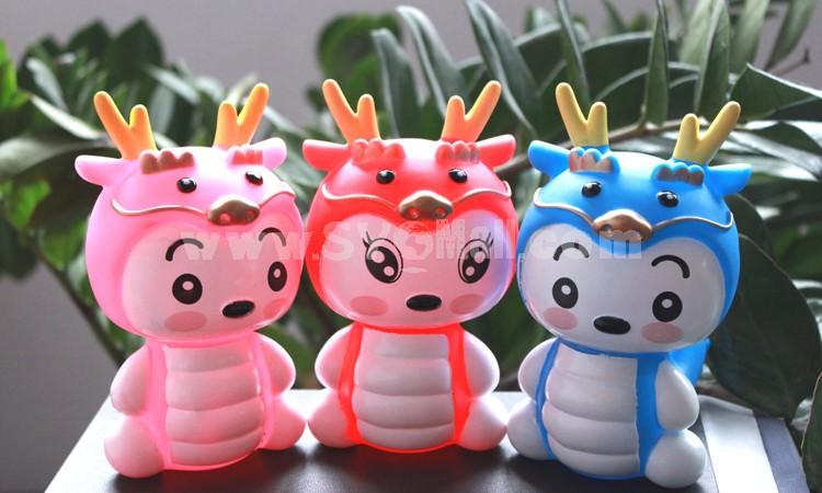 Dragon Baby Model Piggy Bank Money Box