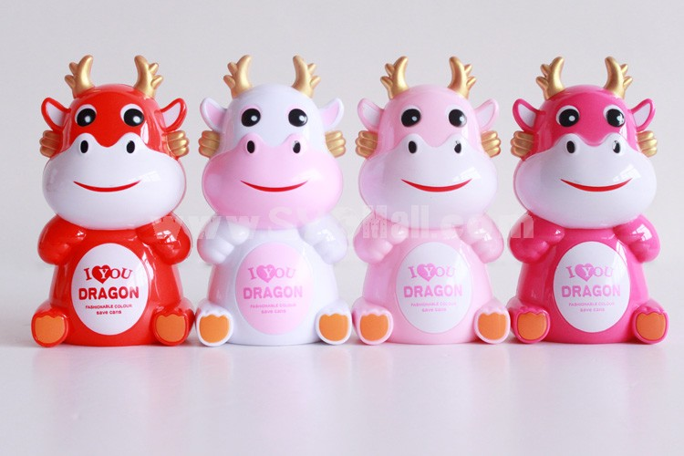 I Love You Dragon  Piggy Bank Money Box