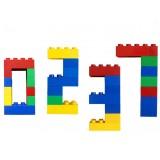 Wholesale - 100 pcs Large Block-Building Toy