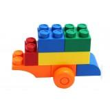 Wholesale - 18 pcs Building Blocks Puzzle Toy