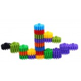 Wholesale - 70 pcs Gearwheel-Like Plastic Building Block