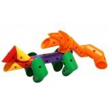 Wholesale - 60 pcs Plastic Building Blocks Toy