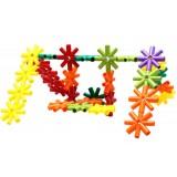 Wholesale - 63 pcs Flower Shape Building Blocks Toy