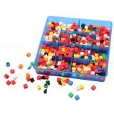 Wholesale - 490 pcs Grid Jigsaw Toy
