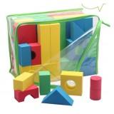 Wholesale - 68 pcs Foam Building Blocks