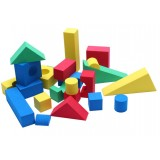 Wholesale - 50 pcs Foam Building Blocks