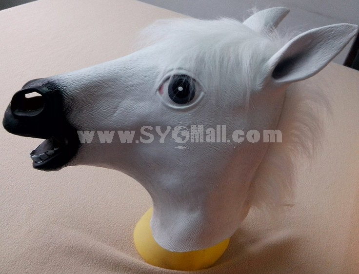 Party Mask Horse Head Mask