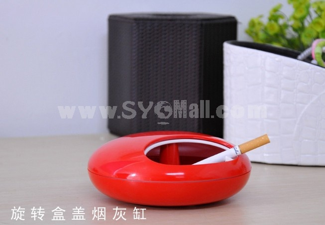 Creative Flying Saucer Patten Ashtray