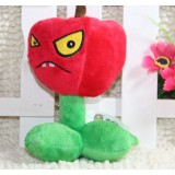 Wholesale - Plants VS Zombies Plush Toy Stuffed Animal - Cherry Bomb 28CM/11Inch (Large Size)