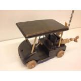 Wholesale - Handmade Wooden Home Decorative Novel Club Car Model