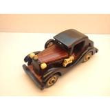 Wholesale - Handmade Wooden Home Decorative Novel Vintage Car Model