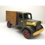 Wholesale - Handmade Wooden Home Decorative Novel Cover Truck Model
