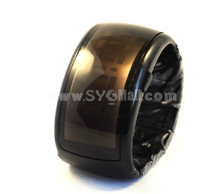 Elegant Style LED Bracelet Watch