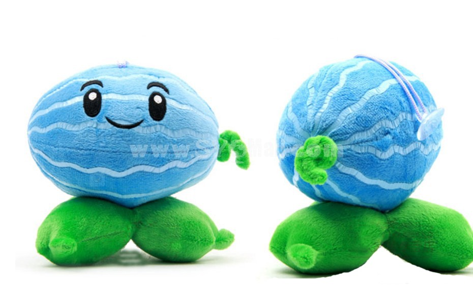 PVZ Plants vs Zombies Series Toys Winter Melon 18*12cm Small Size