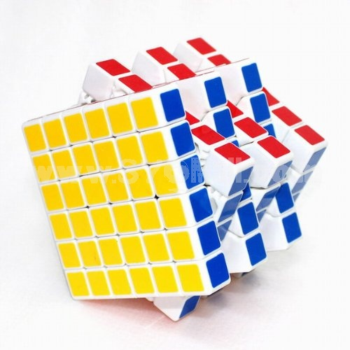 ShengShou 6x6 Speed Cube Twisty Magic Puzzle