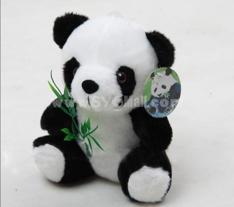 Panda Shape Plush Toy