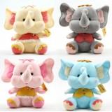 "Wholesale - Cartoon Elephant Plush Toy Stuffed Animal 50cm/20"""
