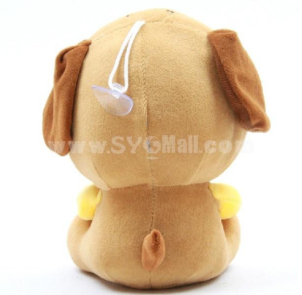 Twelve Chinese Zodiac Winnie Plush Toy 4 Pcs