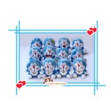 "Wholesale - Doraemon with Cute Expressions Plush Toys Stuffed Animals 12pcs Lot 18cm/7"" Tall"
