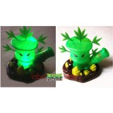 wholesale - Plants VS Zombies Bamboo-king Plastic Doll with Zombie