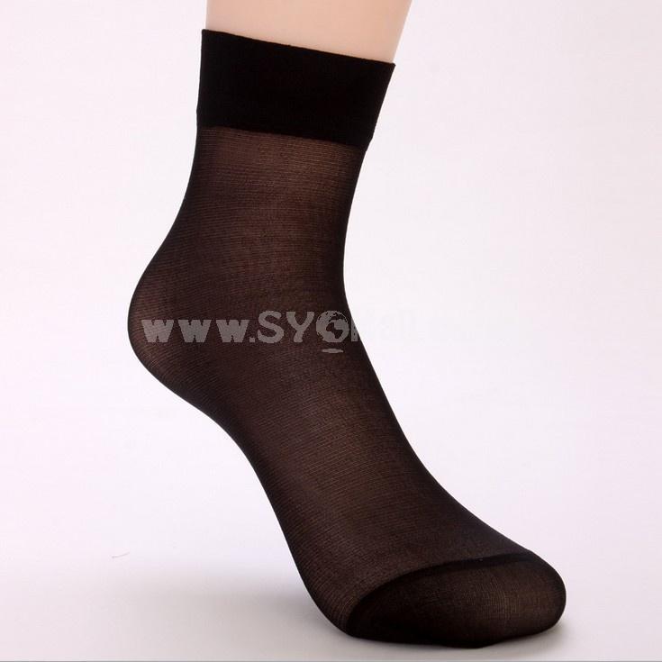 Free Shipping Super Thin Women Socks 6Pairs/Lot