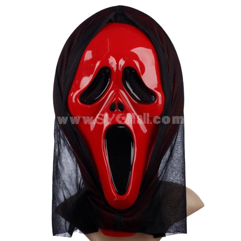 5PCS Horrible Halloween/Custume Party Mask Gost Mask Full Face
