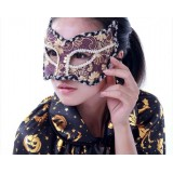 Wholesale - 2pcs Halloween/Custume Party Mask Catwoman Mask Half Face